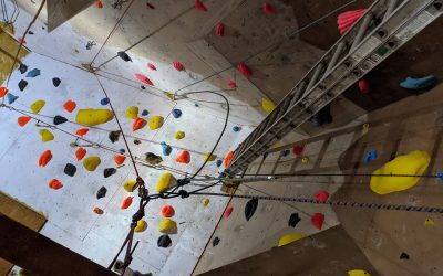 Indoor Climbing Routes